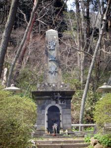 函館 碧血碑
