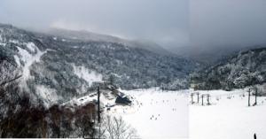 万座スキー場